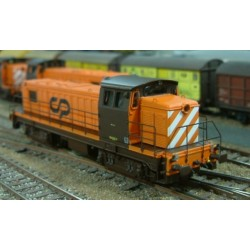 Kit locomotiva 1200 CP