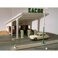 Kit de Bomba de Combustível SACOR