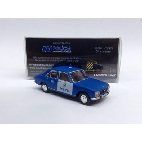 Peugeot 504 da PSP