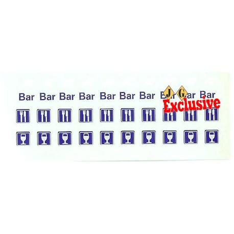 Logos CP IC + Bar + Restaurante e Cafetaria