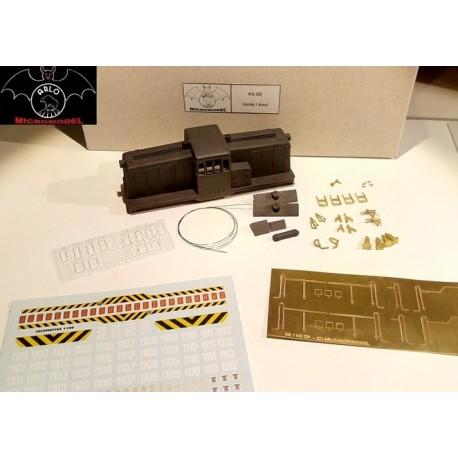 Kit GE Completo (n inclui motorização)