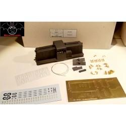 Kit GE 1100 CP versão Amarela Com corrimãos (n inclui motorização)