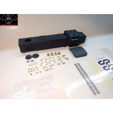 Kit 1200 CP para base mecânica Roco