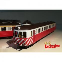 Railcar NoHAB 0100 DCC