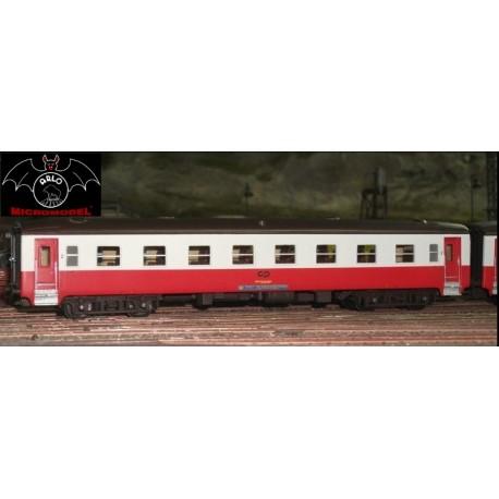 Carruagens B600 (Modelo pronto)