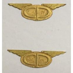 Símbolo CP com asas