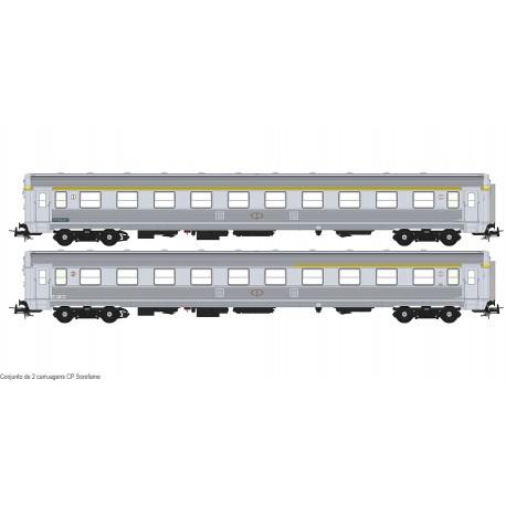 Set of 3 SOREFAME coaches S0819