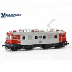 Locomotive CP 2557 Esquema Vermelho/cinza 90s- 00s