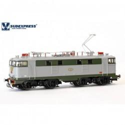 Locomotiva CP 2501 Esquema Museu