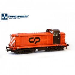 Locomotive Diesel EE 1400 various ref