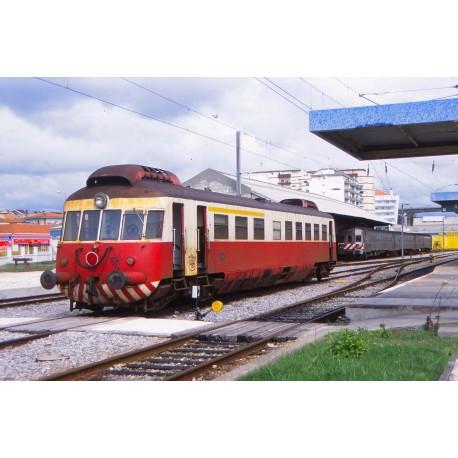 """Railcar CP """"Allan"""" 0300 DCC"""
