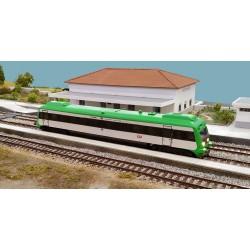 """Railcar CP """"Allan"""" 0350 DCC"""
