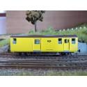 Furgão DF500 • Amarelo